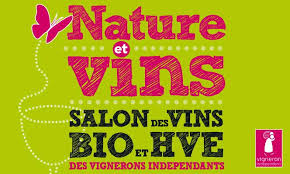 SALON NATURE & VINS PARIS 27 AU 29 MAI 2016