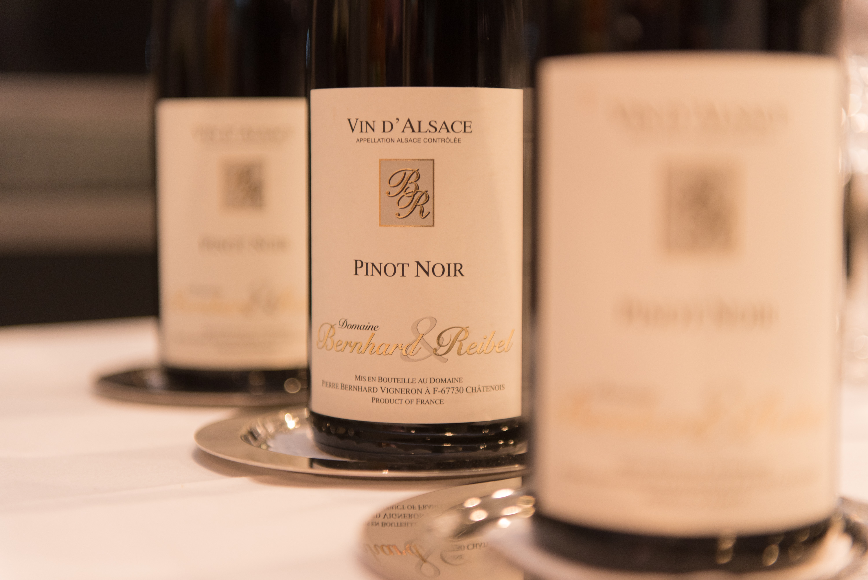 Pinot Noir chez Mazar