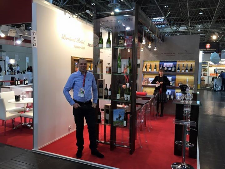 Stand Prowein 2015