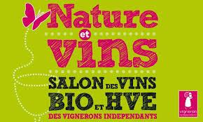 SALON NATURE & VINS PARIS 27 AU 29 MAI 2016